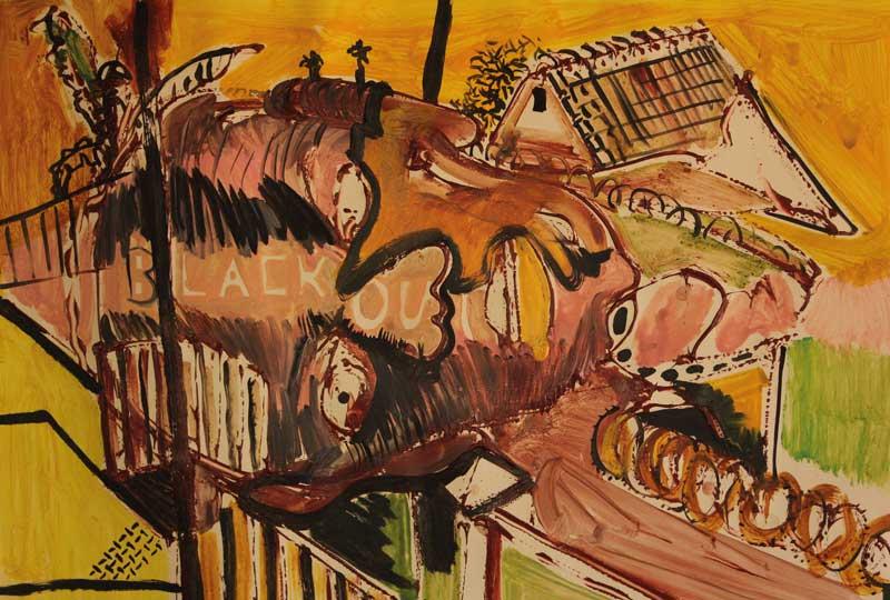 David Bade Art